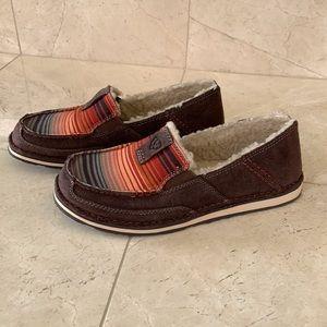 NEW Ariat Cruiser Fleece Shoes